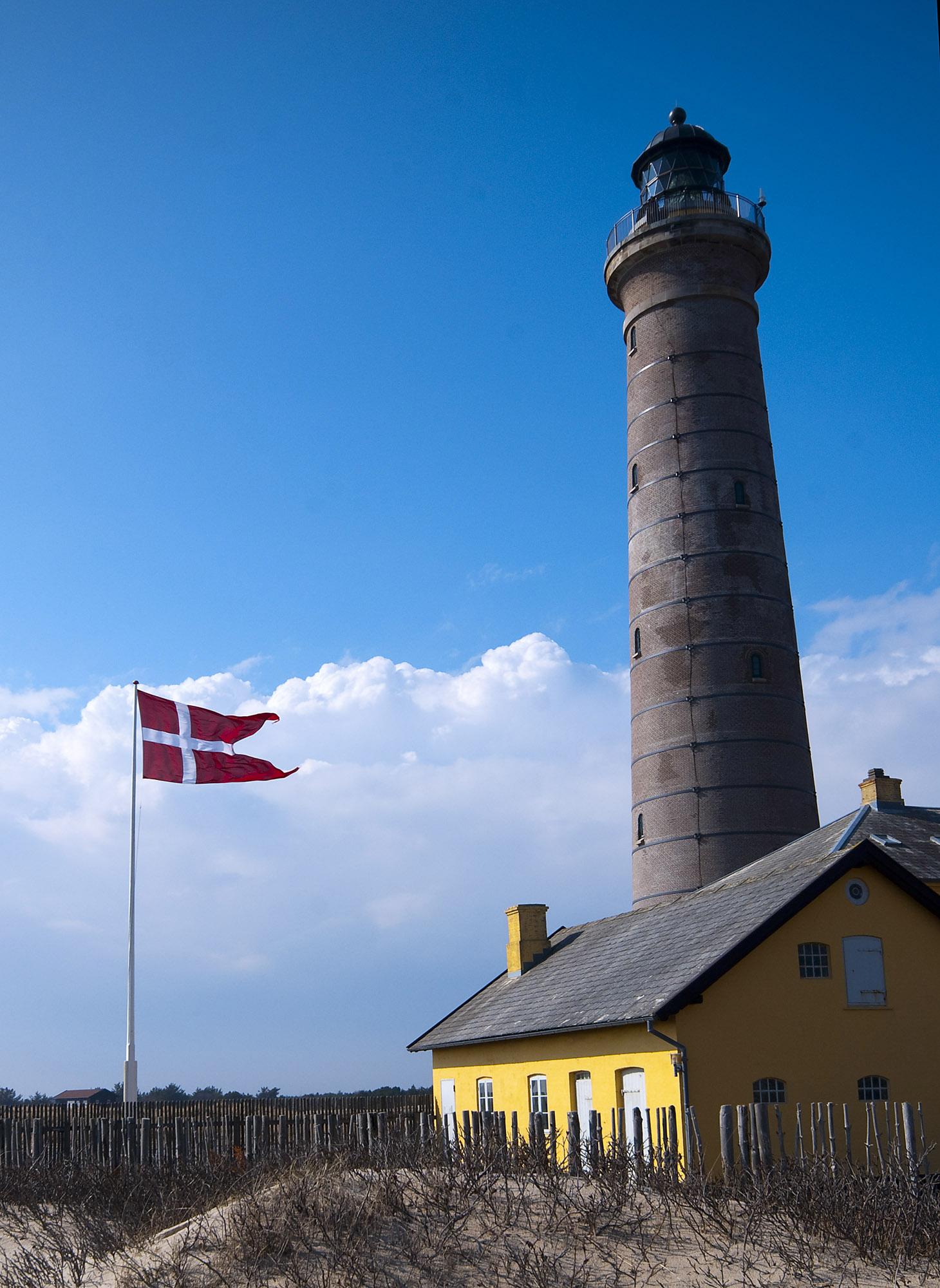 Skagen fyr – Danmark