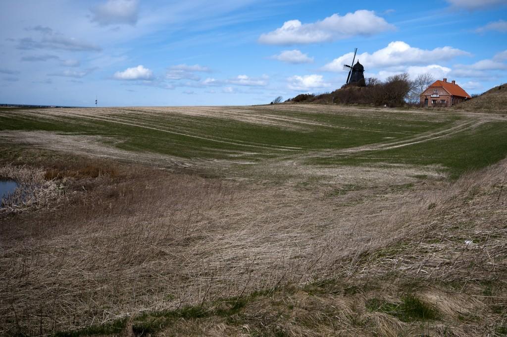 Danmark, Idyll, Vindmølle
